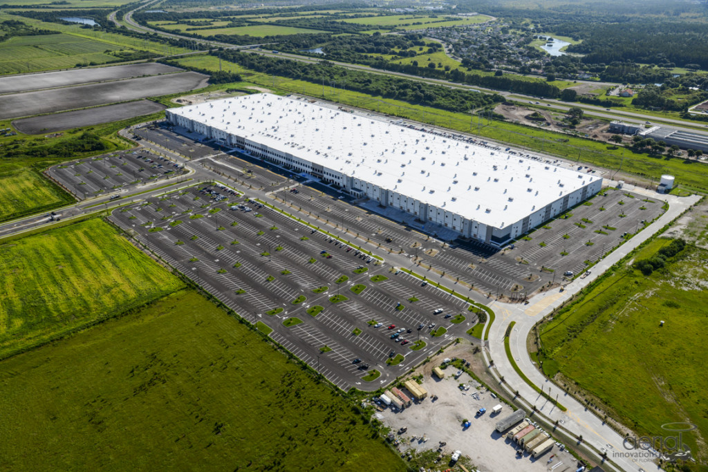 Sale of Ruskin's Amazon Warehouse Marks New High for Tampa's Real Estate Markets