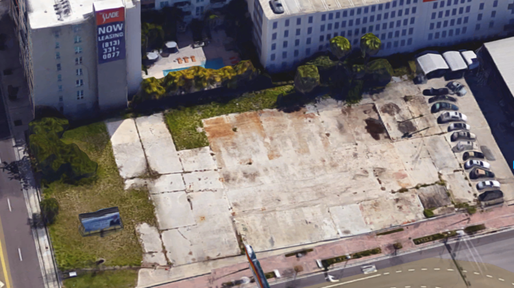 Tampa's Channel District Development Heating Up